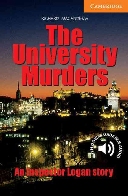 The University Murders By Macandrew, Richard